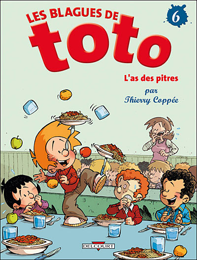 Blagues de Toto T06 L'as des pitres