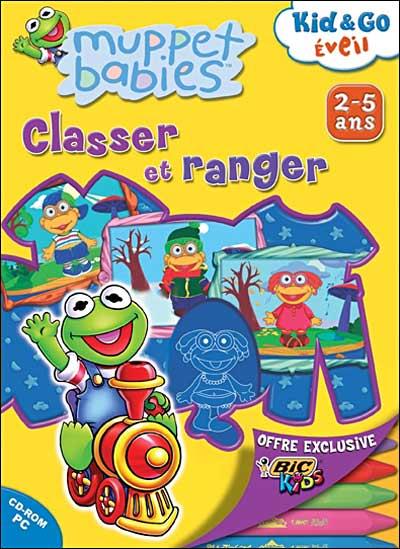Muppet Babies : Classer et ranger