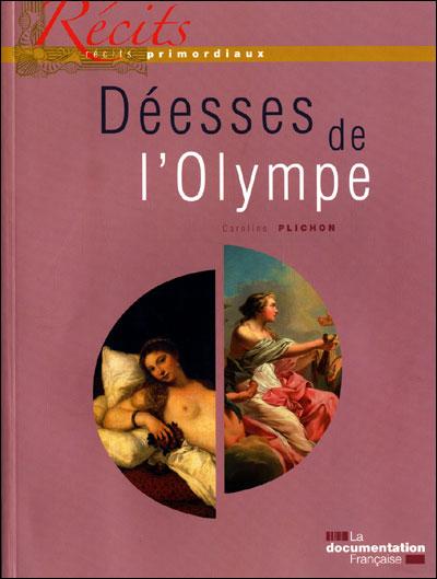 Les déesses de l'Olympe