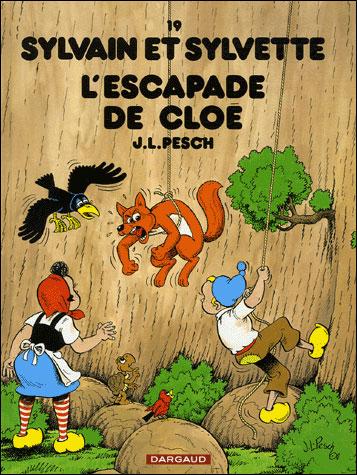 Sylvain et Sylvette - L'Escapade de Cloé