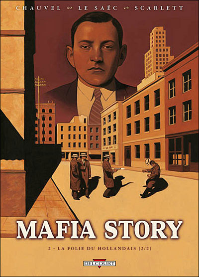 Mafia Story T02 Mafia Story