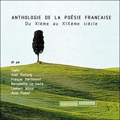 Anthologie de la poésie française du 11e au 19e siecle