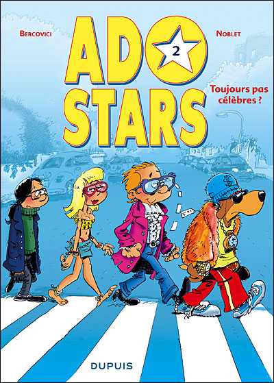 Ado stars