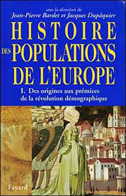 Histoire des populations de l'Europe