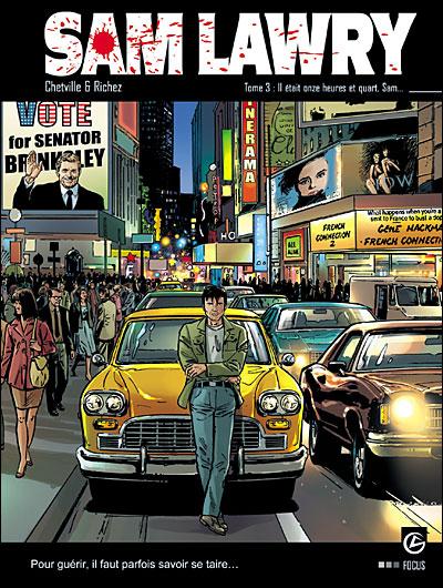 Sam Lawry - volume 3 - Il était onze heure et quart Sam