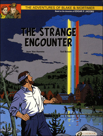 Blake & Mortimer - tome 5 The Strange encounter
