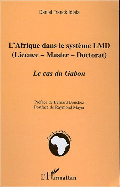 L'Afrique dans le système LMD, licence-master-doctorat
