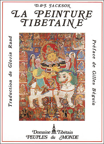 Peinture tibetaine