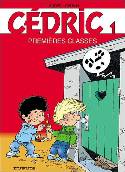 Premières classes - tome 1 - Cedric