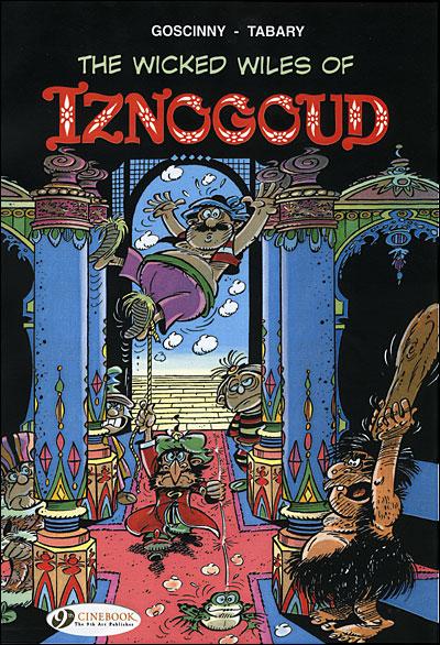 Iznogoud - tome 1 The Wicked Wiles of Iznogoud