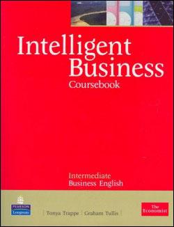 Intelligent business intermediate course book
