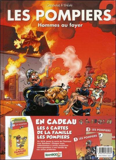 Les Pompiers - Hommes au foyer