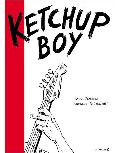 Ketchup boy