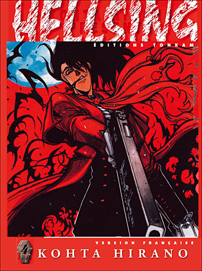 Hellsing -Tome 04-