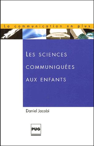 Sciences communiquees aux enfants