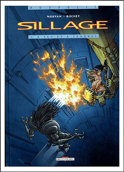 Sillage T01 (Reédition) - tome 1