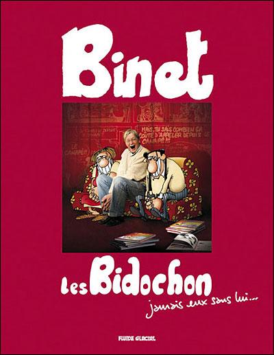 Les Bidochon - Internautes - Version luxe + dvd