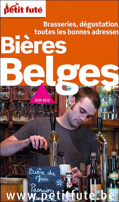 Petit Futé Guide des bières belges