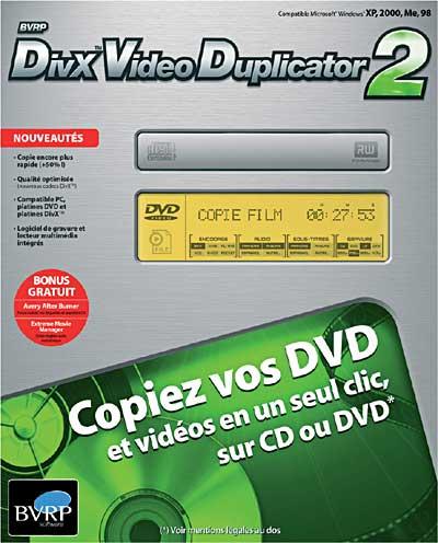 divx duplicator 2