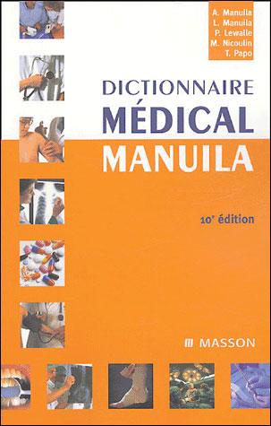 Dictionnaire médical Manuila
