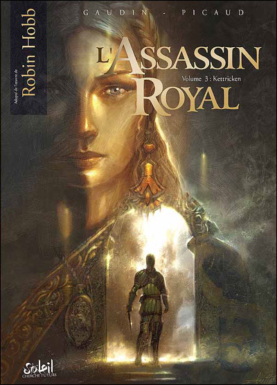 L'assassin Royal T03 Kettricken