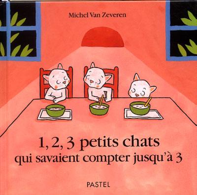 Un, deux, trois petits chats