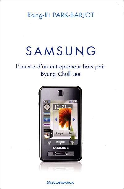 Samsung, l'oeuvre d'un entrepreneur hors pair, Byung Chull Lee