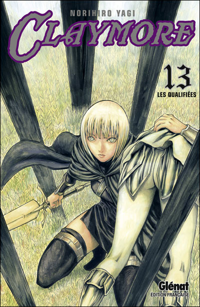 Claymore - tome 13 - Les Qualifiees
