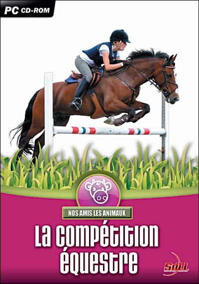 photo Sdll [société De Distribution De Logiciels De Loisirs] La Compétition Équestre