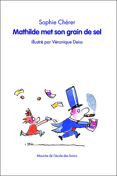 Mathilde met son grain de sel