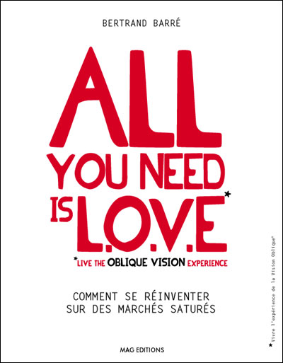 All you need is L.O.V.E.