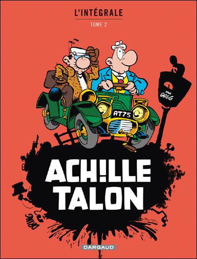 Achille Talon - Intégrales - Tome 2 - Mon Oeuvre à moi