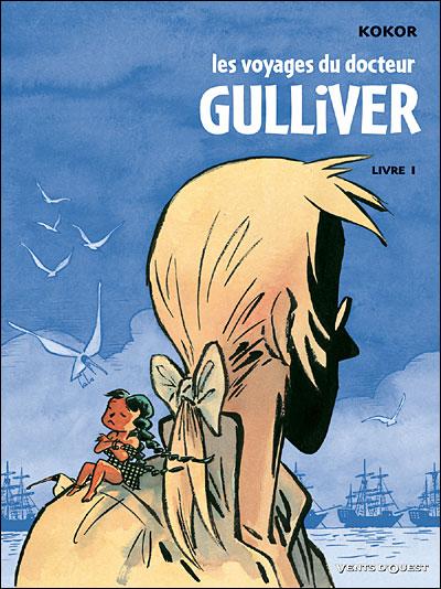 Les Voyages du docteur Gulliver - Livre 01