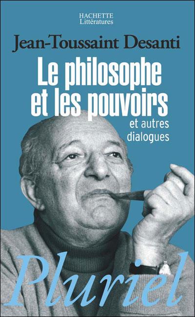 Le philosophe et les pouvoirs