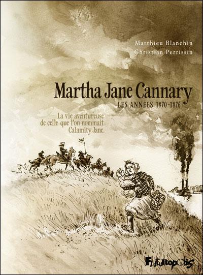 La vie aventureuse de celle que l'on appelait Calamity Jane