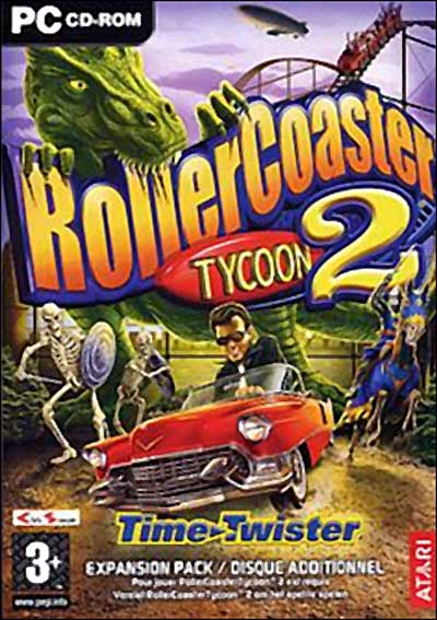 - SubTitle Add-on pour RollerCoaster Tycoon 2 - Editeur Bandai Namco - Public