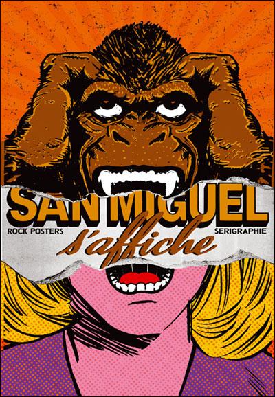 San Miguel s'affiche
