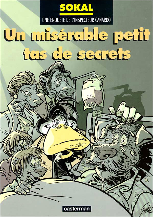 Un misérable petit tas de secrets