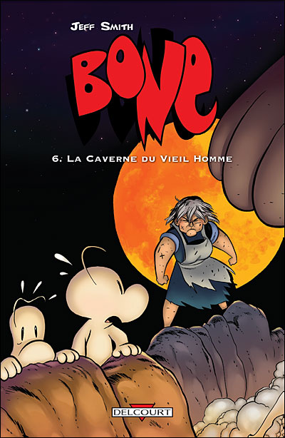Bone T06 la caverne du vieil homme (NED couleur)