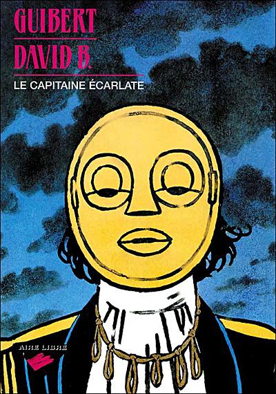 Le Capitaine Écarlate - LE CAPITAINE ECARLATE