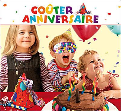 Gouter Anniversaire 3 Cd 1 Dvd Enfant Cd Album Achat Prix Fnac