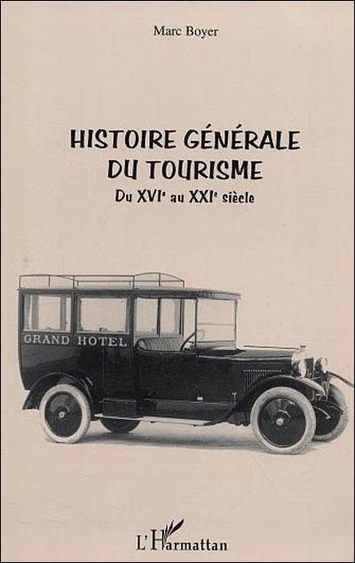 Histoire générale du tourisme