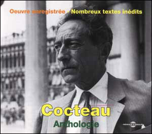 Cocteau anthologie