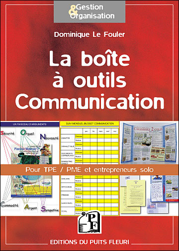 Boîte à outils communication pour TPE-PME et entrepreneurs