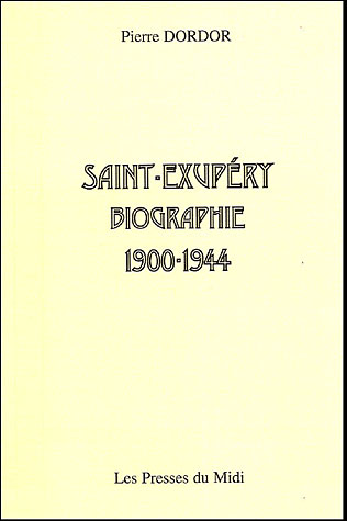 Saint-exupery biographie 1900-1944