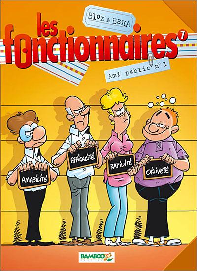Les Fonctionnaires - tome 7 - Ami public