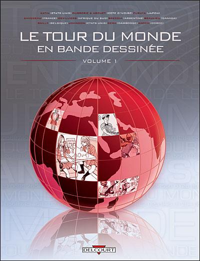 Le Tour du monde en bande dessinée