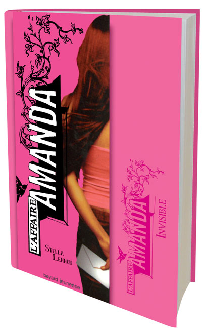 L'affaire Amanda - Tome 1 : Invisible -  l'affaire amanda