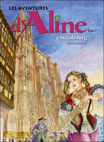 Aline à Strasbourg