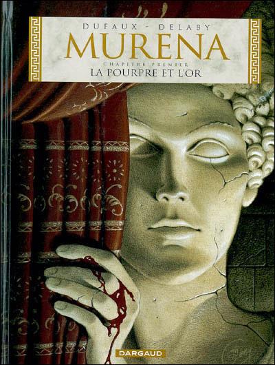 Murena - La pourpre et l'or - tome 1